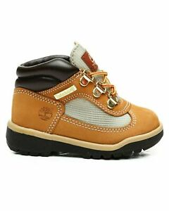 Timberland Infant & Toddlers' Field Boots Wheat 15845 e