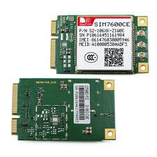 SIM7600CE-PCIE TDD-LTE B38/B39/B40/B41/B1/B3/B8 LTE module mini pci 4g module