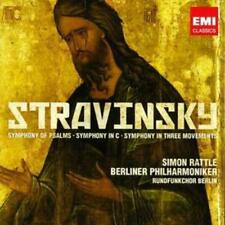 Rundfunkchor Berlin : Symphonies (Rattle, Berlin Philharmoniker) CD (2008)