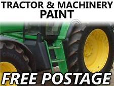 Tractor Agri Enamel Paint John Deere Yellow Wheel 1LT