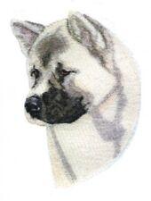 Embroidered Ladies Short-Sleeved T-Shirt - Akita Bt4553