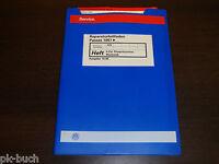 Werkstatthandbuch VW Passat B5 6 Zylinder Einspritz Motor ab 1997