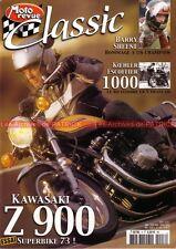MOTO REVUE CLASSIC  8 KAWASAKI Z900 Z1 Z 900 BARRY SHEENE KOEHLER ESCOFFIER 1000