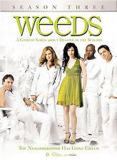 #8 WEEDS Season Three Brand New DVD Set FREE SHIPPING