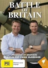 Battle Of Britain with Colin & Ewan McGregor  (DVD, 2011) New  Region Free