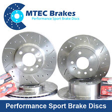 BMW 3 E92 320i 03/07- Front Rear Brake Discs+Pads
