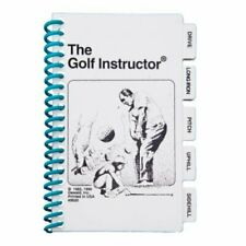 The Golf Instructor Quick Golf Reference Guide, Right Handed Golfers Booklet