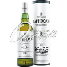 WHISKY - LAPHROAIG 10 YEARS SCOTCH ISLAY SINGLE MALT 70CL 40%VOL WHISKEY