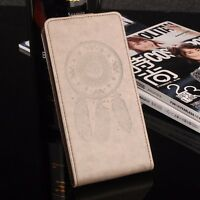 Funda libro flip piel sintetica tapa vertical atrapasueños Blackview Ultra A6