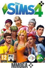 The Sims 4 - PC & MAC Electronic Arts Origin Game Code - Sime 4 Base Game- CA/US
