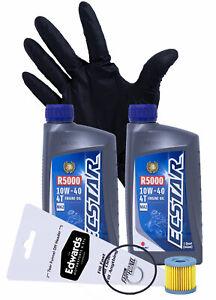 2000 - 2021 Suzuki DR-Z400 Off-Road Motorcycle Oil Change Kit