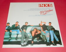 INXS -- New sensation   -- Maxi / Pop