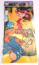 Maxi Sticker 3D Winnie the Pooh Disney cm 53x27 23526 Adesivi bambini camere