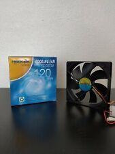 MASCOOL FD12025B1L3/4 Cooling Fan Ball Bearing 120x120x25mm 12V 3 pins/4 pins
