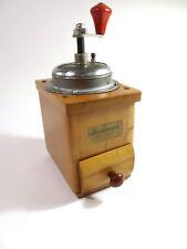 "Rare Antique West German ""Alexanderwerk"" Mocca Coffee Mill — Adjustable Grind!"