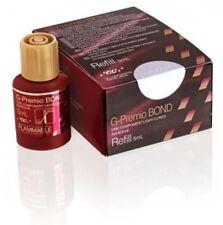 5 X Dental GC G-Premio Bond Kit 5mL Light Cured Adhesive (8th Generation)!