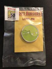 SDCC 2019 Exclusive Bob's Burgers Kuchi Kopi Kawaii Style Ying & Yang Lapel Pin