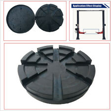 1 Set 4 Heavy Duty Lift Rubber Pads Hold Up Sub-frames&Pinch Weld Lifting Point