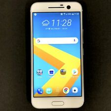 HTC 10 - 32GB Glacial Silver (Unlocked) Smartphone - Good Condition/Grade B