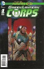 Future's End - Green Lantern Corps (2014) One-Shot (3D Variant)