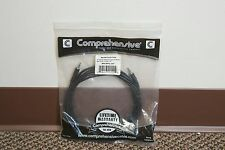 Comprehensive ST Series 3.5mm TRS Stereo Audio Cable 10ft