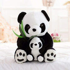 25cm Super Cute Cuddly Soft Plush Stuffed Panda Animal Doll Kid Girl Toy Gift