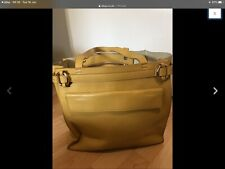 Whistles Mustard Yellow Handbag! Never Been Used! One Off!
