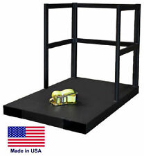CYLINDER STAND PALLET for LP Propane Welding Gases Compressed Air - 12 Tank Cap
