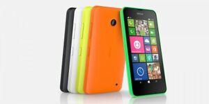 Nokia  Lumia 630 - 8GB - Orange (Ohne Simlock) Smartphone
