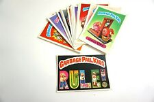 GARBAGE PAIL KIDS JUMBO SIZED CARDS LOT OF 23 TOPPS 1986 1ST SERIES ? 5X7 LARGE