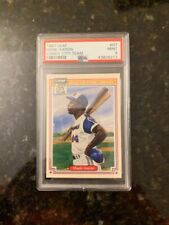 1987 LEAF Candy City Team #H7 HANK AARON (MINT).........PSA 9!
