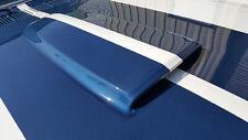 FORD MUSTANG SHELBY GT350 STYLE HOOD SCOOP STEEL METAL BOND OR RIVET ON