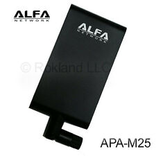 Alfa APA-M25 2.4/5 GHz dual band directional 10 dBi panel antenna for 802.11ac/n