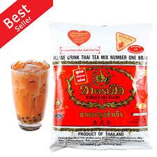 Original Thai Tea Mix Number One Brand 190grams Thai  HOT/COLD DRINK HALAL++