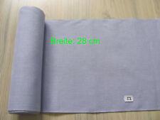 Leinenband flieder/lila 11-fädig 28 cm Stickleinen, Kreuzstich,Vaupel+Heilenbeck