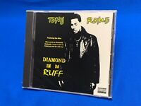 Tony Rome – Diamond In Da Ruff | CD Album Explicit R&B Hip Hop - SEALED RARE NEW