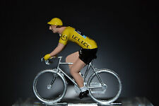 Yellow Chris Froome - Petit cycliste Figurine - Cycling figure