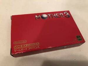 MOTHER 3 Nintendo Game Boy Advance GBA Japan Import Used Game Free Sipping