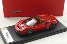 Ferrari 488 Pista Spider - rosso corsa - Looksmart 1:43 - LS496B