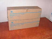 Konica Minolta bizhub C20 Series Yellow Toner Cartridge TN318Y A0DK253 NEW