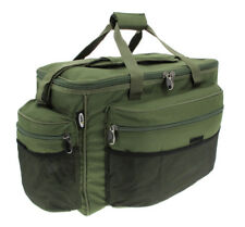 LARGE CARP FISHING GREEN CARRYALL HOLDALL TACKLE BAG NGT