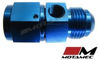 """Motamec AN JIC -10 AN10 Female To Male with 1/8"""" NPT Port Fitting Alloy Adapter"""