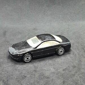 Lexus SC400 #209 Hot Wheels 1st Print Run UH Wheel Vintage Black Die-Cast 1993