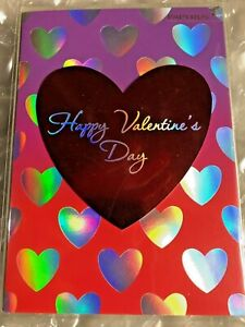 """HAPPY VALENTINE'S DAY CARD PAPYRUS GREETING CARD """"HAPPY VALENTINE'S DAY..."""""""