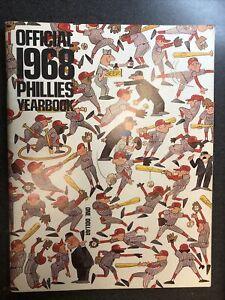 1968 Philadelphia Phillies Yearbook