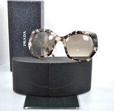 82f2fd559ef8 Prada Women s SPR16R SPR 16R UAO-3D0 Spotted Opal Brown Fashion Sunglasses
