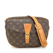 Authentic Louis Vuitton Jeune Fille 27 Monogram Crossbody Shoulder Bag/ uAGB