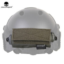 Tactical Combat Helmet Accessory FAST Rear Pouch Balancing Counter weight Bag FG