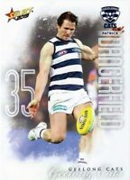 ✺New✺ 2019 GEELONG CATS AFL Card PATRICK DANGERFIELD Footy Stars
