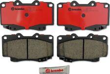 Disc Brake Pad Set-Premium NAO Ceramic OE Equivalent Pad Front fits 00-02 Tacoma